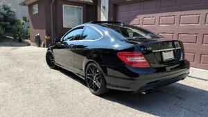 2013 Mercedes-Benz C-Class C250 Coupe (2 door)