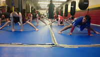 Forca Muay Thai Classes FREE TRIAL CLASS