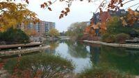 501-30 Blue Springs Waterloo - Hidden Oasis in the City!!!