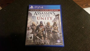 Assassin's creed ps4 package