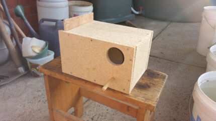 Breeding Boxes For Budgies Budgie Breeding Boxes $4.50