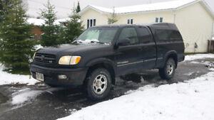 2002 Toyota Tundra Pickup Truck