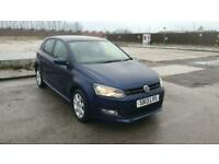 2013 Volkswagen Polo 1.4 Match Edition DSG 5dr Hatchback Petrol Automatic
