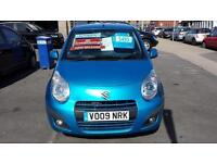 2009 SUZUKI ALTO 1.0 SZ4 Automatic 5 Door From GBP4,695 + Retail Package