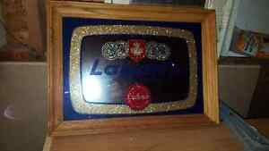 Labatt's beer mirror Peterborough Peterborough Area image 1