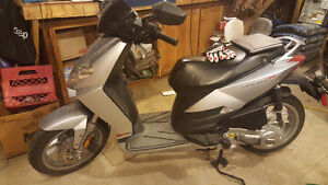 Aprilia Sport City One 50cc