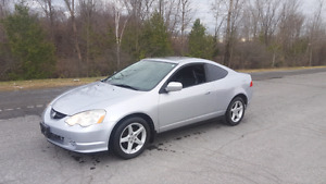 2003 Acura RSX Safety & E Tested.