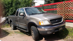 Truck for sale heavy duty lariet triton
