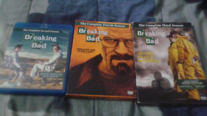 Breaking bad seasons
