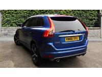 2016 Volvo XC60 D4 (190) R DESIGN Lux Nav 5dr Manual Diesel Estate