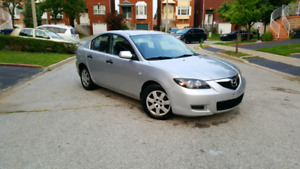 2007 Mazda 3 GS with 140k emission tested 2nd owner