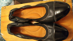 New Geox leather shoes