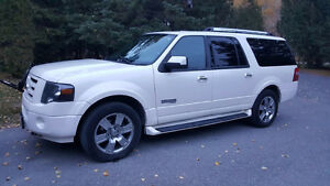 2007 Ford Expedition Max LTD SUV, NEW PHOTOS