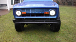 1969 Ford Bronco  New photos added