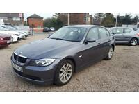 2006 BMW 320 2.0TD DIESEL 12 MOT 2 Owners Low Miles Bargain