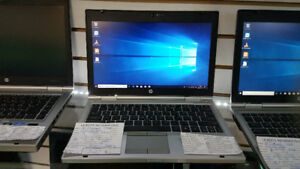 Laptop HP Elitebook 2560P i5-2540m 4 GB 320 GB garantie 6 mois