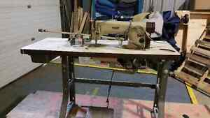Pfaff Industrial Sewing Machine $500. End of Summer sale $350.