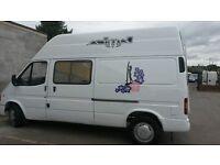 Ford campervan for sale