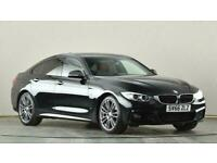 2016 BMW 4 Series 435d xDrive M Sport 5dr Auto [Professional Media] Coupe diesel