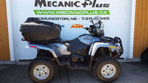 2009 ARCTIC CAT TRV 550
