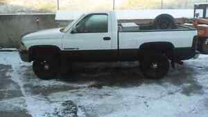 Trade 98 dodge half ton for 89-93 dodge deisel