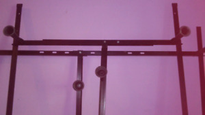 Medal bed frames 2 single/twin 1 queen