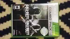 Xbox 360 Black Ops 1 & 2 Combo pack