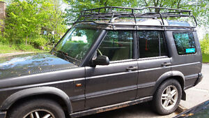 EXPEDITION RIG PROJECT! - 2003 Land Rover Disco II