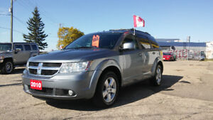 2010 Dodge Journey SXT Crossover  3.5 V6  FWD  $6997 + Taxes !!!