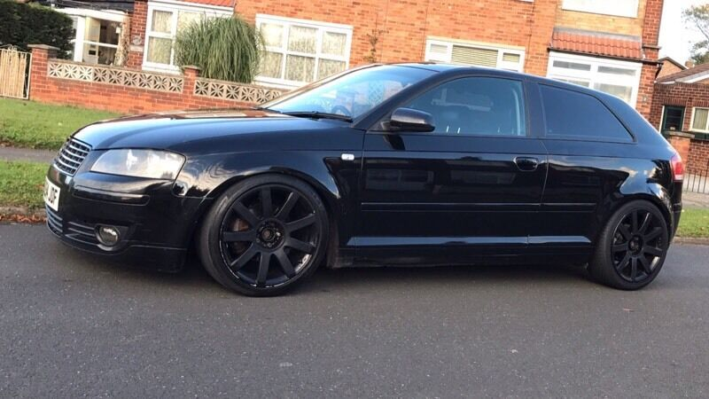 Audi A3 2 0tdi Modified In Stockton On Tees County