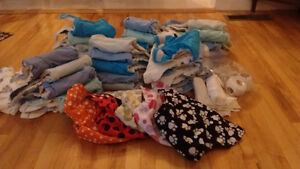 Cloth diapers and covers Edmonton Edmonton Area image 1