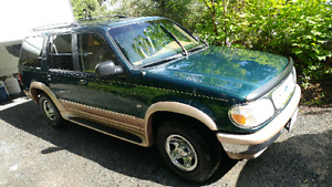 1996 Ford Explorer Eddie Bauer Edition Loaded 1800 OBO