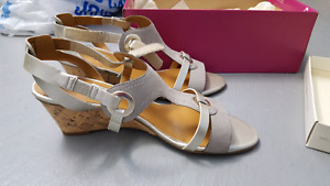 Naturalizer sandals, new size 6.5