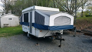 2011 real lite tent trailer