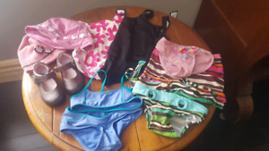 Toddler Bathing suits and other
