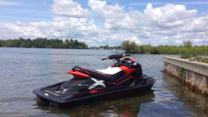 seadoo rxp 255 supercharge 2010