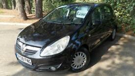 2008 - Vauxhall/Opel Corsa 1.4i 16v ( a/c ) Design - 91,000 Miles!
