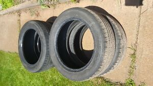 215/55/17; Tires $30 each or 4 for $100