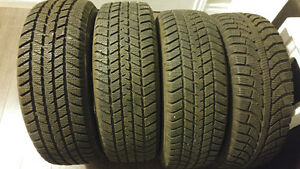 A set 4x Champiro WT-65 185/65r14 Winter tires in mint condition