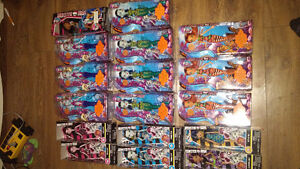 Poupee monster high dolls new/neuf lot