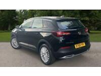 2020 Vauxhall Grandland X 1.2 Turbo Business Edition Nav (s/s) 5dr SUV Petrol Ma
