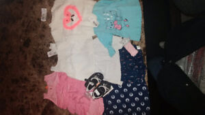 Baby size 3-6 months clothes