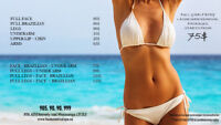 *75$ ALL BODY PARTS LASER HAIR REMOVAL Pkg *NO gel/NO pain Laser