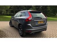 2015 Volvo XC60 D4 R-Design Lux Nav AWD Automa Automatic Diesel Estate