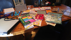 Scrapbook lot