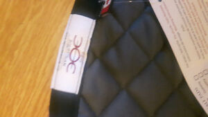 Ogilvy Equestrian Saddle Pad. New with tags