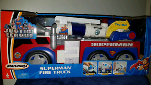 SUPERMAN FIRE TRUCK