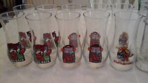 Collectible Red Lobster Glasses