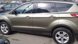 2014 Ford Escape Xlt SUV, Crossover 1.6L ecoboost