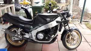 88 FZR-1000 street fighter new price